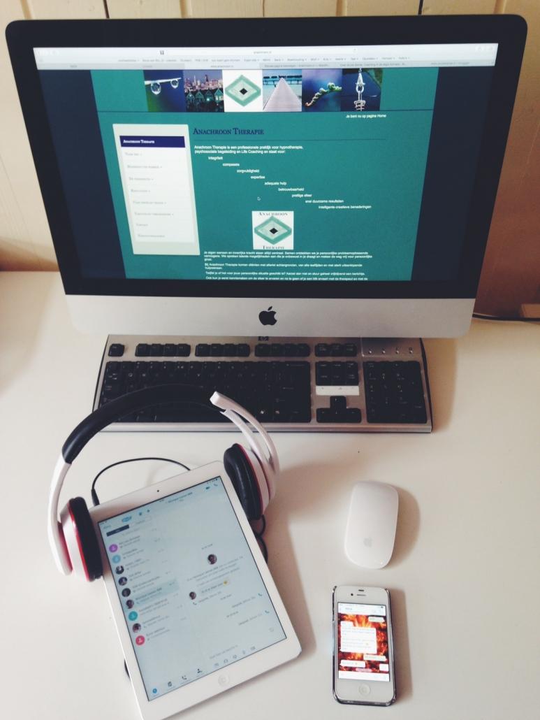 online therapie online hypnotherapie e-therapie afstandssessies afstandstherapie Skype-sessies Zoomtherapie Skypetherapie